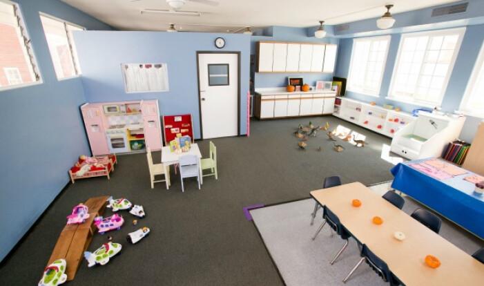 Toddler Learning Center
